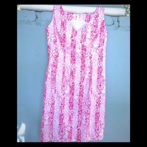 Lily Pulitzer Dress. Sleeveless. size 4 EUC Cute